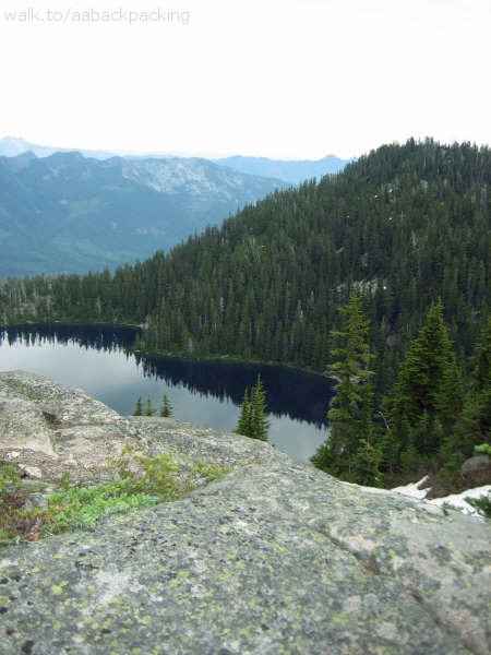 Theseus Lake